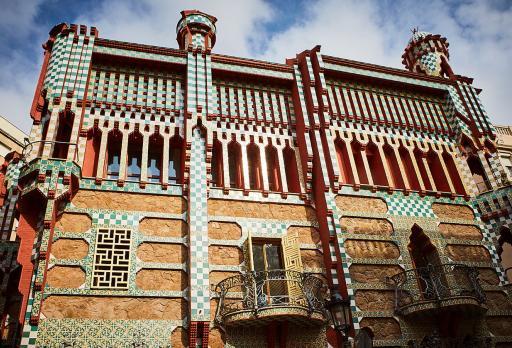Foto Casa Vicens
