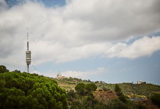 Photo Torre de Collserola