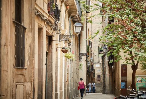 Jüdisches Viertel El Call fotografie