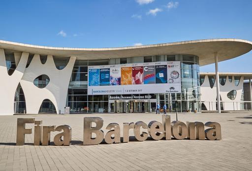 La Fira de Barcelona fotografie