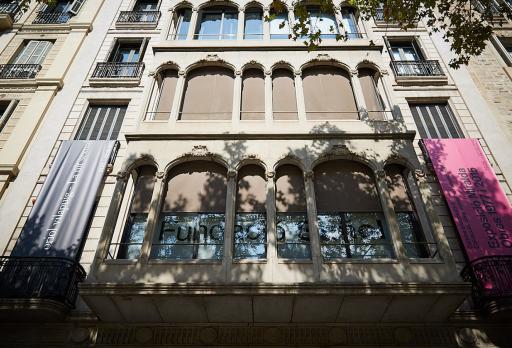 Photo Fundació Suñol Barcelona