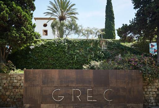 Foto Teatre Grec Barcelona