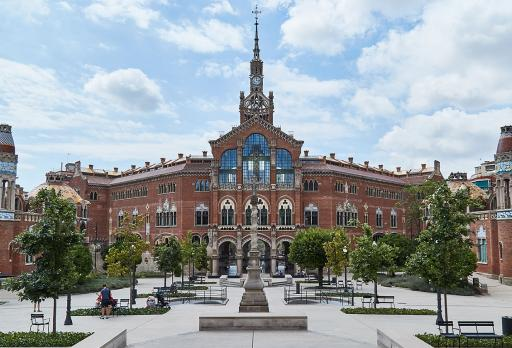 Photo Sant Pau Modernista Site