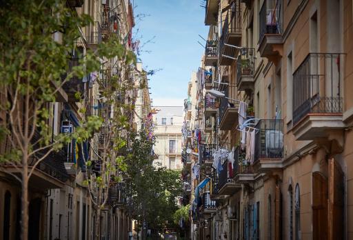 Foto Quartiere Barceloneta