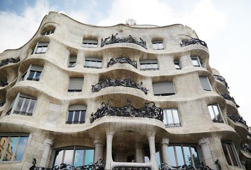 Photo La Pedrera Gaudí