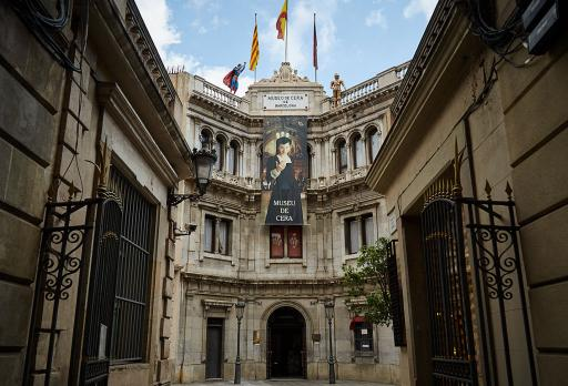 Foto Museo delle Cere di Barcellona