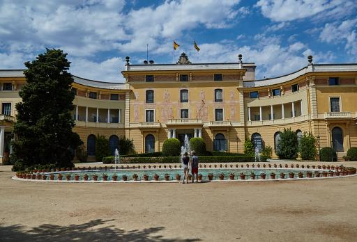 Photo Royal Palace of Pedralbes and Gardens