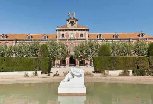 Photo Catalan Parliament Building - Ciutadella Park