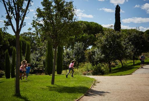 Photo Cervantes Park - Lluís Riudor i Carol