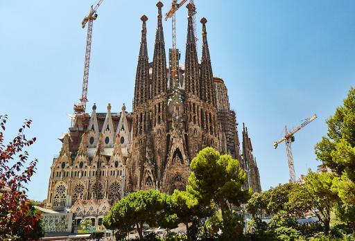 Photo Basílica de la Sagrada Família