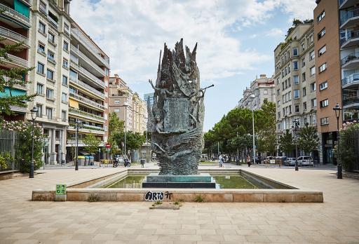 Photo Turó Park Barcelona - Nicolau Maria Rubió i Tudurí