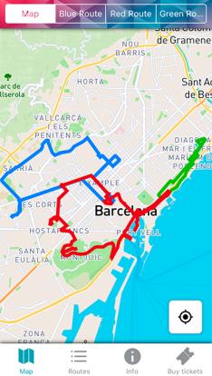 app barcelona bus turístic