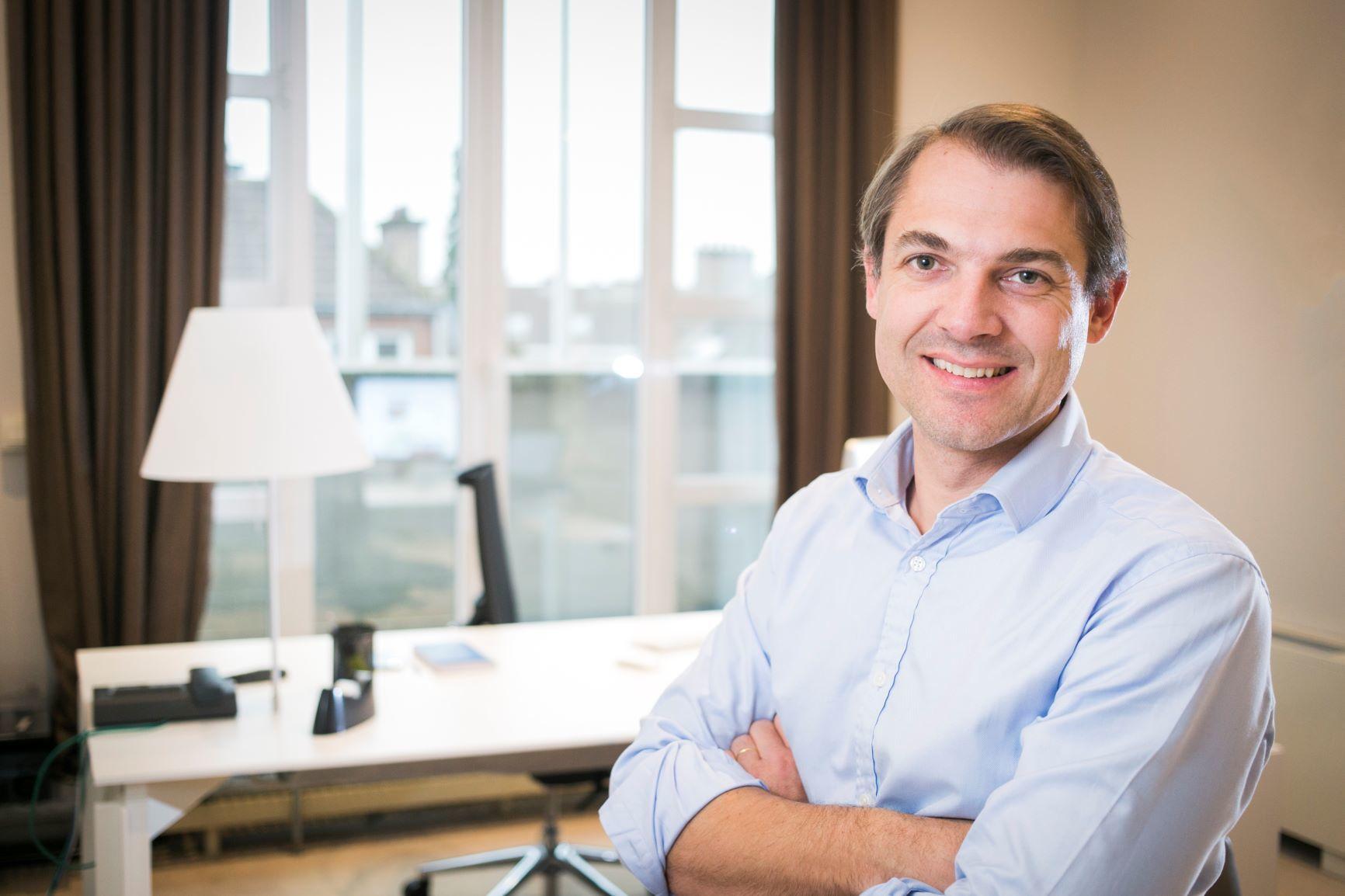 Valentin Cogels, CEO Immoweb