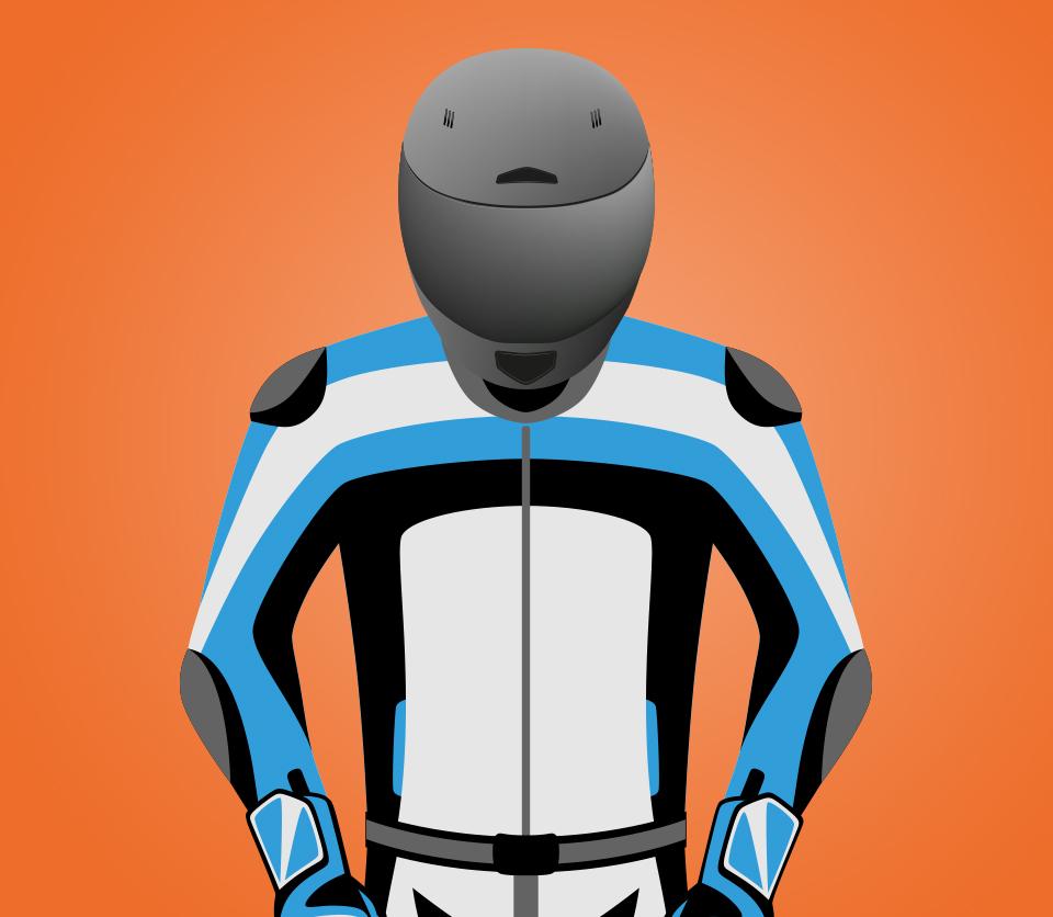 helm motard