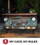 Gebruik een auto als bar