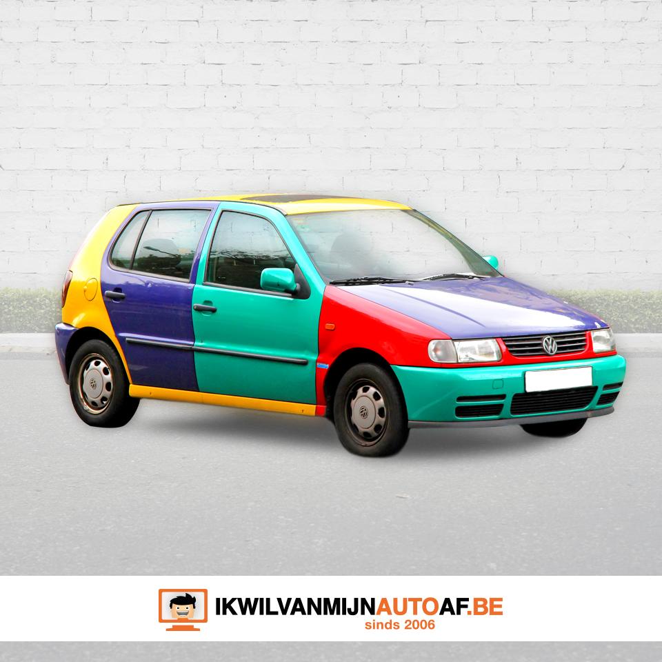 Kleuren auto