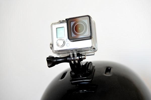 actioncam motorhelm
