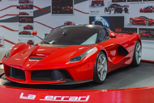 Limited Edition LaFerrari