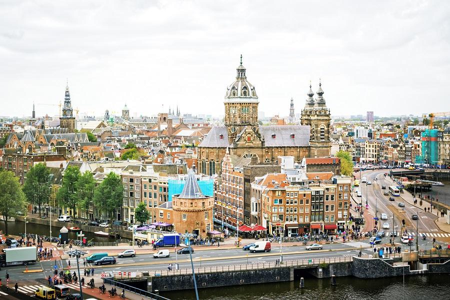 Amsterdam verkeer