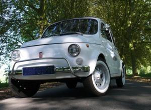 Fiat 500 is een icoon