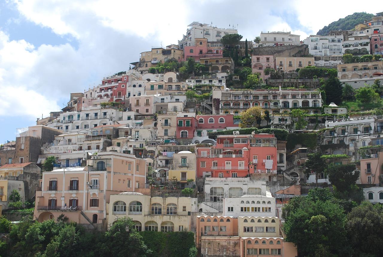 Road trip Italië