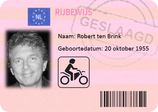 Robert ten Brink motor
