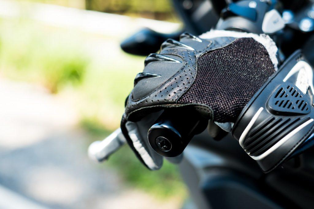 handschoenen motor