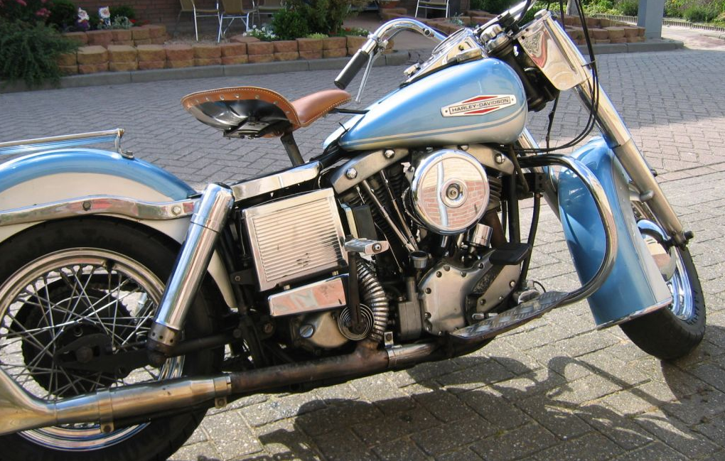 Harley-Davidson Electra Glide verkopen