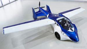 Vliegende auto uit Slovakije