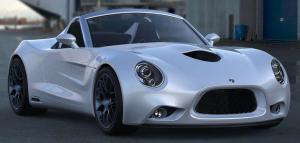 Puritalia nieuw sportwagenmerk uit Italië