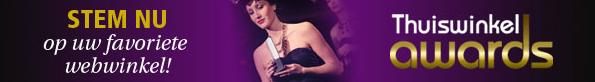 Ikwilvanmijnautoaf.nl nominatie Thuiswinkel Award 2014