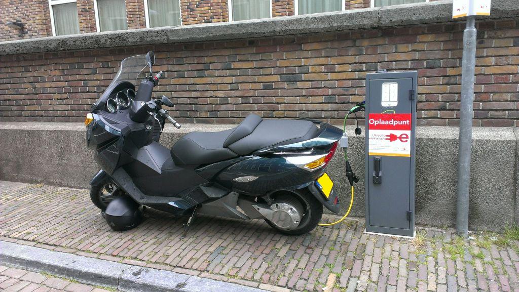 elektrische scooter verkopen