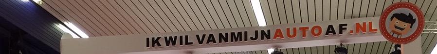 Van je auto af Amsterdam