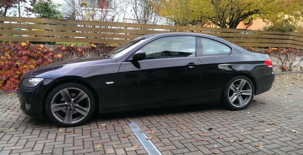 Nieuwe BMW 3-serie