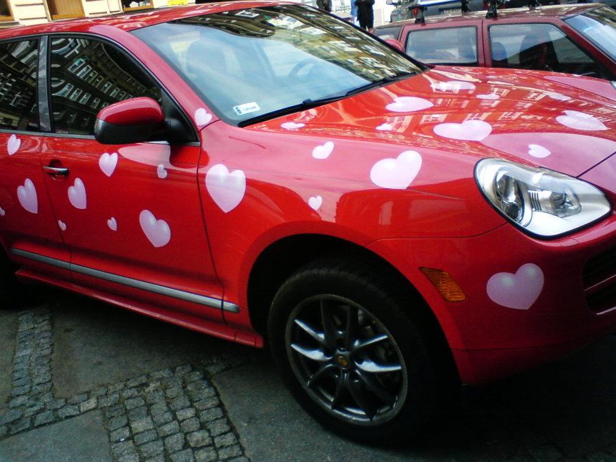 Auto liefde