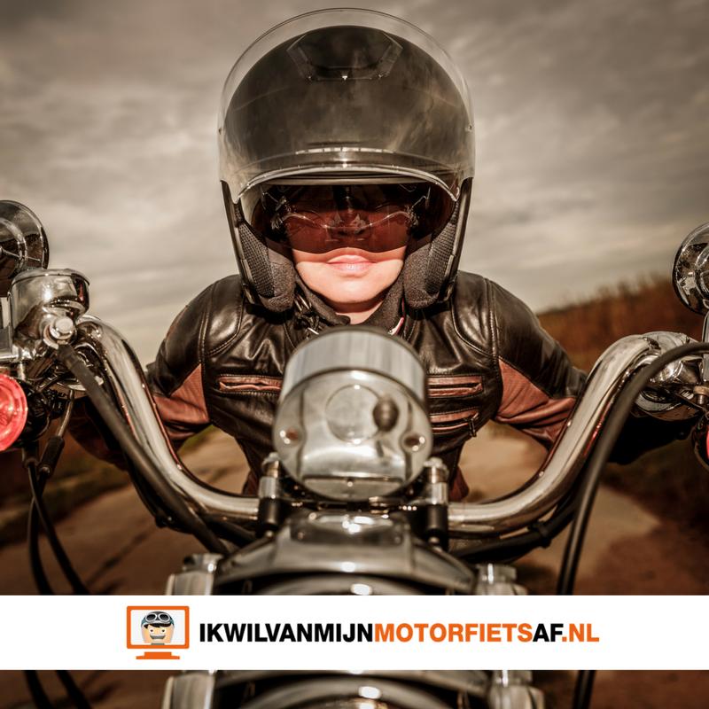 motorrijden vrouw