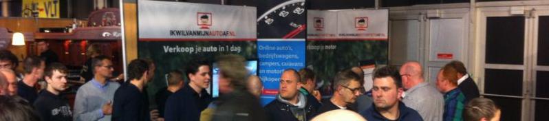 Ikwilvanmijnautoaf.nl op Autoprof & Schadeherstel vakbeurs