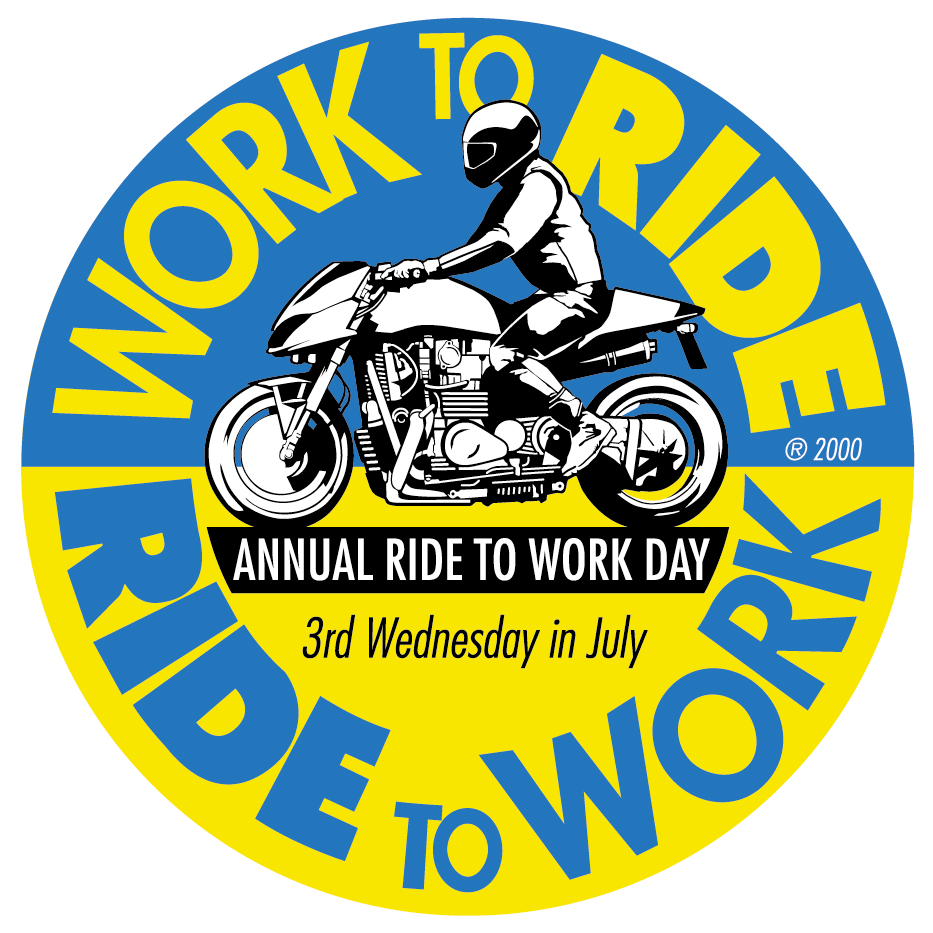 Ride to Work Day 2015