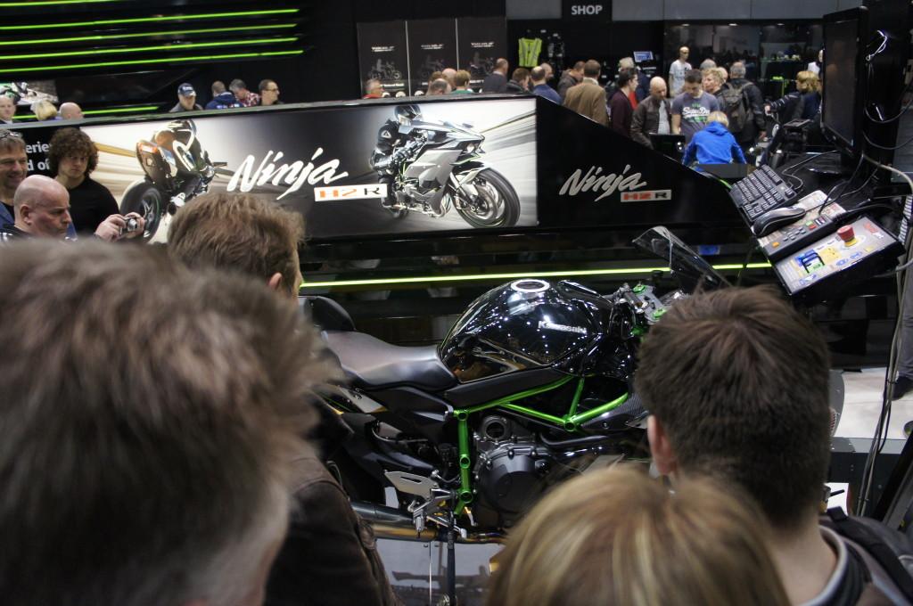 Kawasaki Ninja verkopen