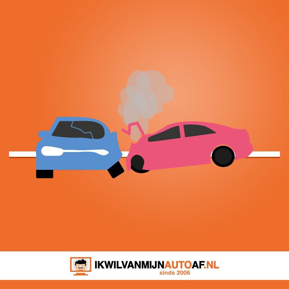 Rijden vrouwen meer schade in auto?