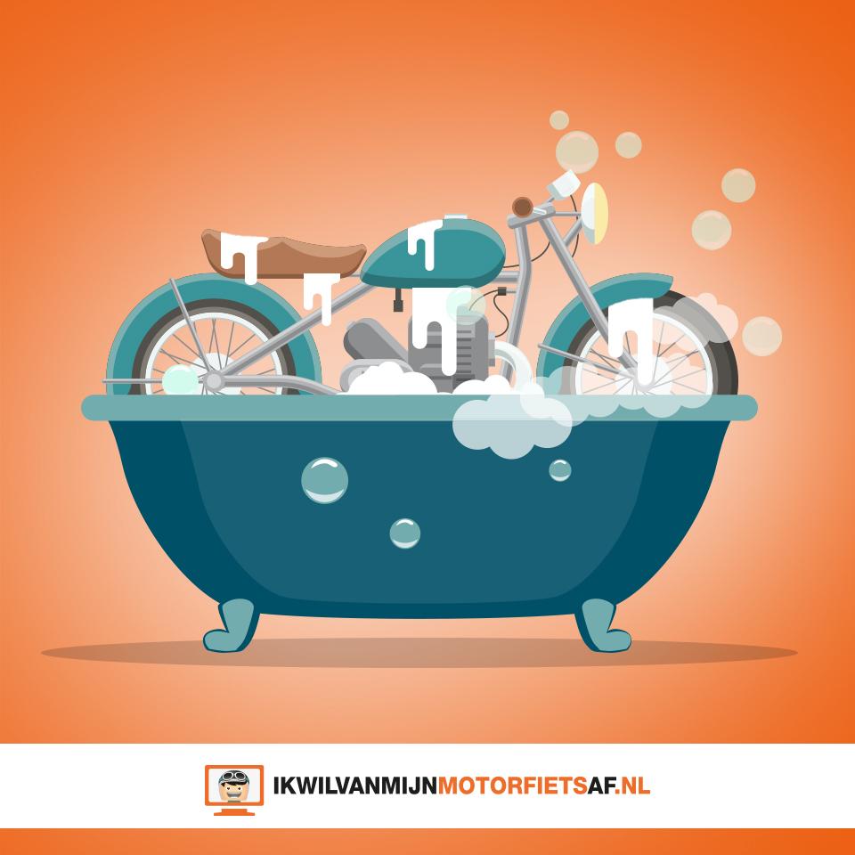 motor badschuim