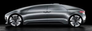 Mercedes introduceert conceptauto