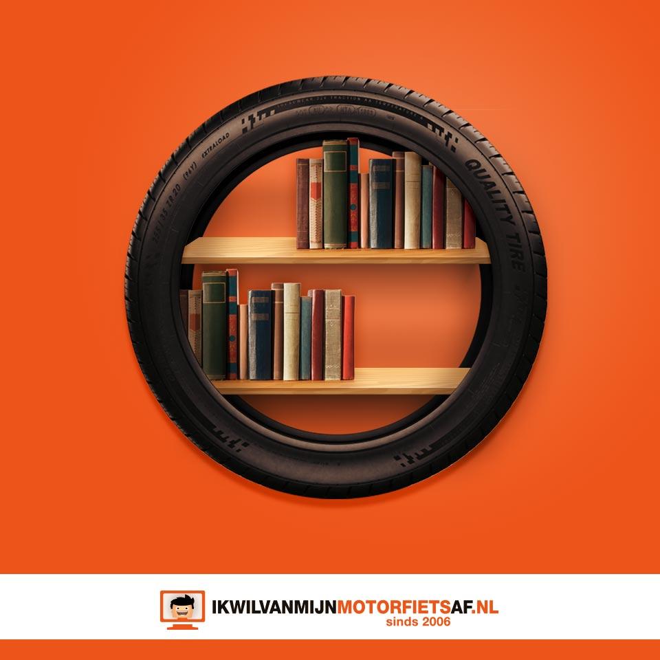 zelf boekenplank maken