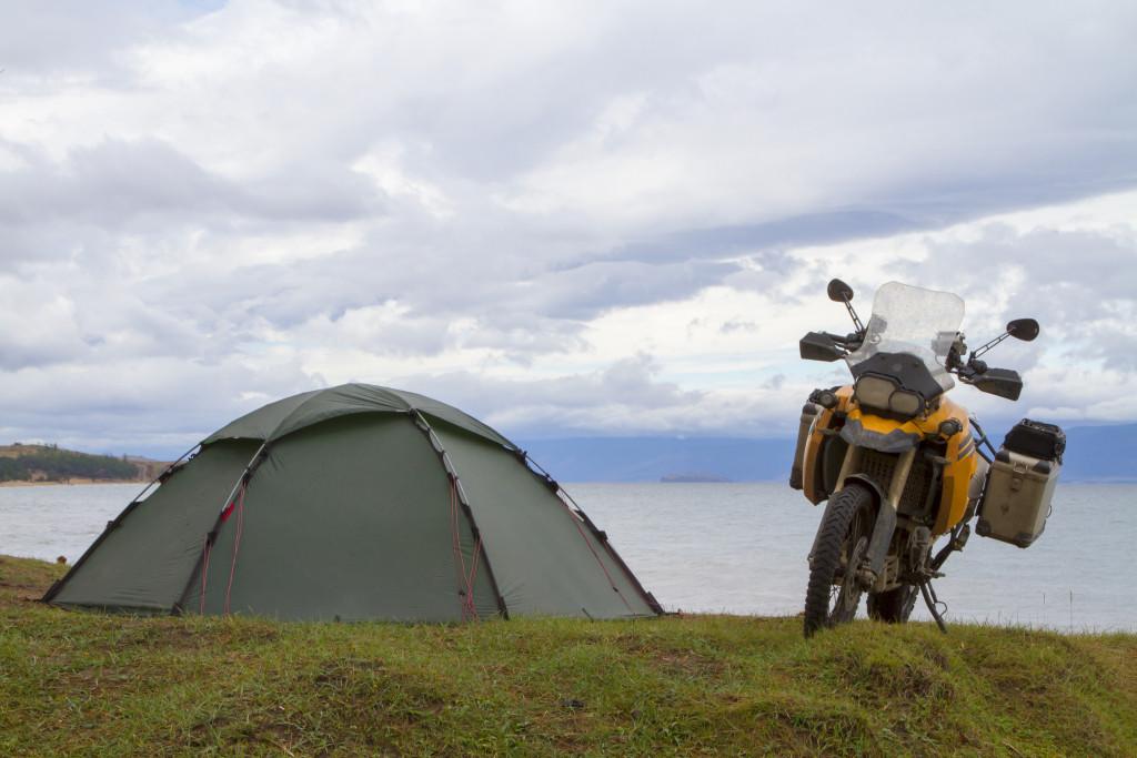 motor kamperen