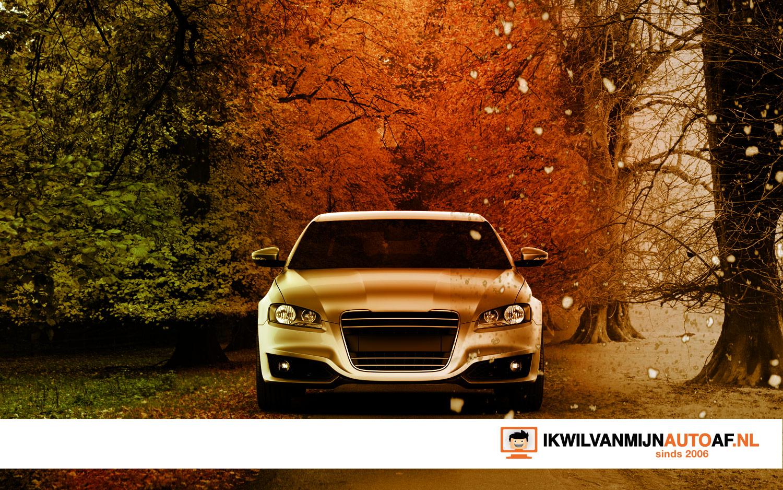 Invloed herfst op je auto