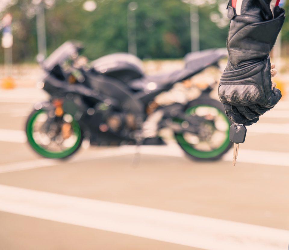 probefahrt motorrad