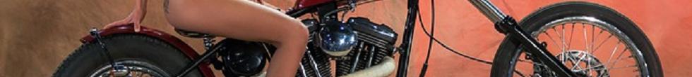 motor vrouw