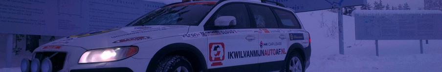 Ook in 2014 is ikwilvanmijnautoaf.nl betrokken bij de Scan Covery Trial