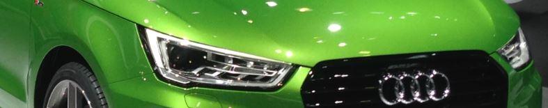 Audi A1 overgeplaatst naar Spanje
