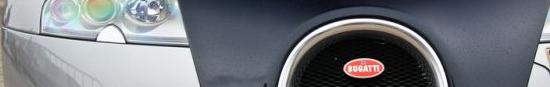 Einde van Bugatti Veyron